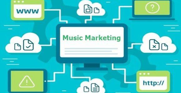 Como divulgar minha musica? Use o Music Mkt